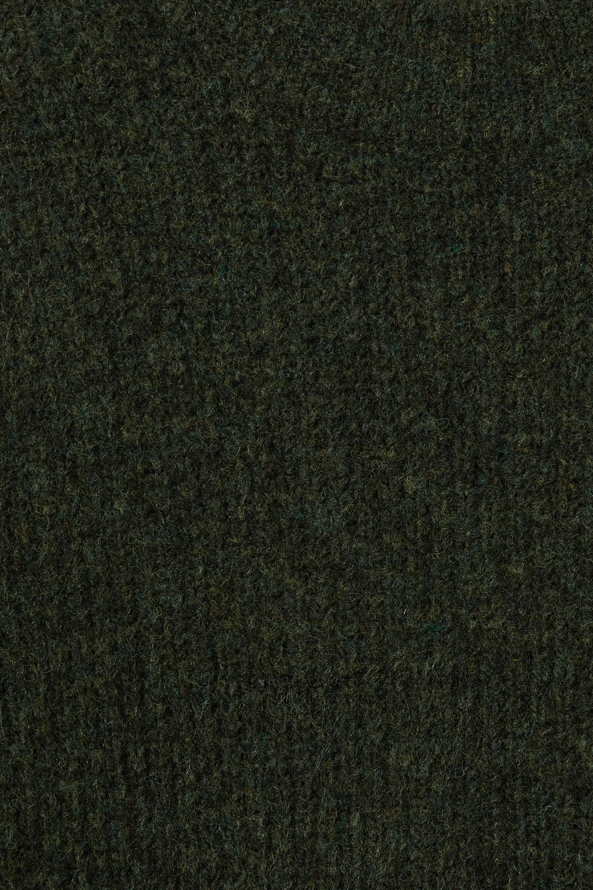 Detailed image of Weekday mino sweater in green