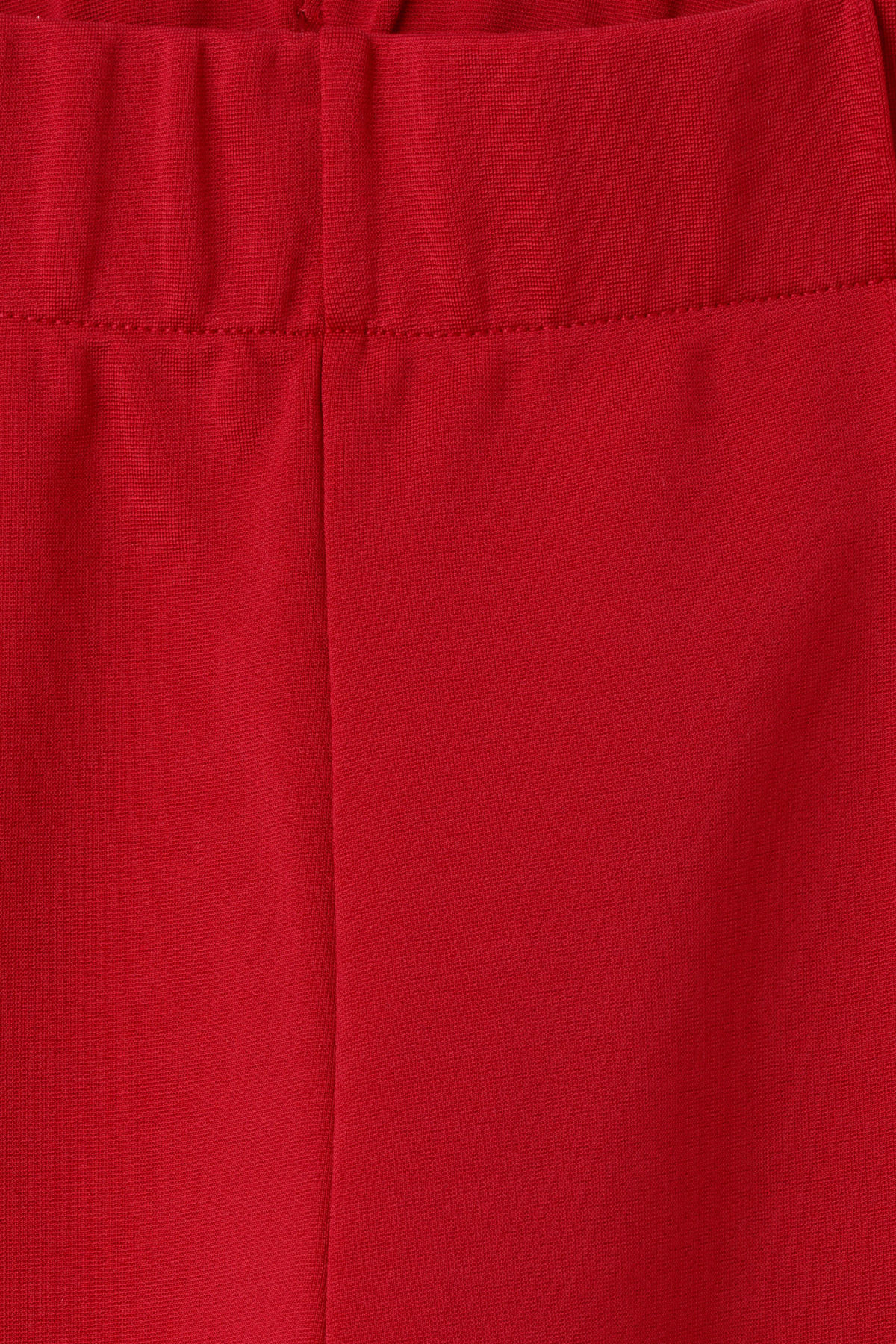 Detailed image of Weekday saabira trousers in red