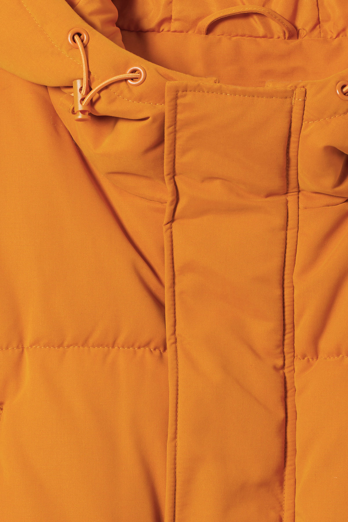 Detailed image of Weekday jared jacket in yellow