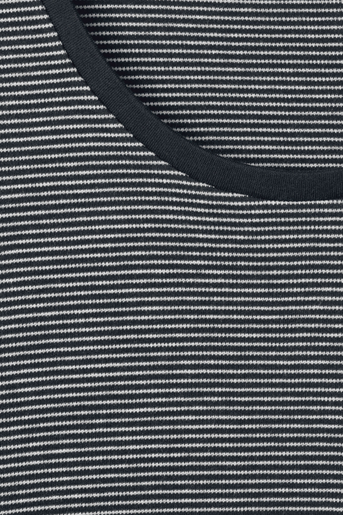 Detailed image of Weekday boule long sleeve  in black