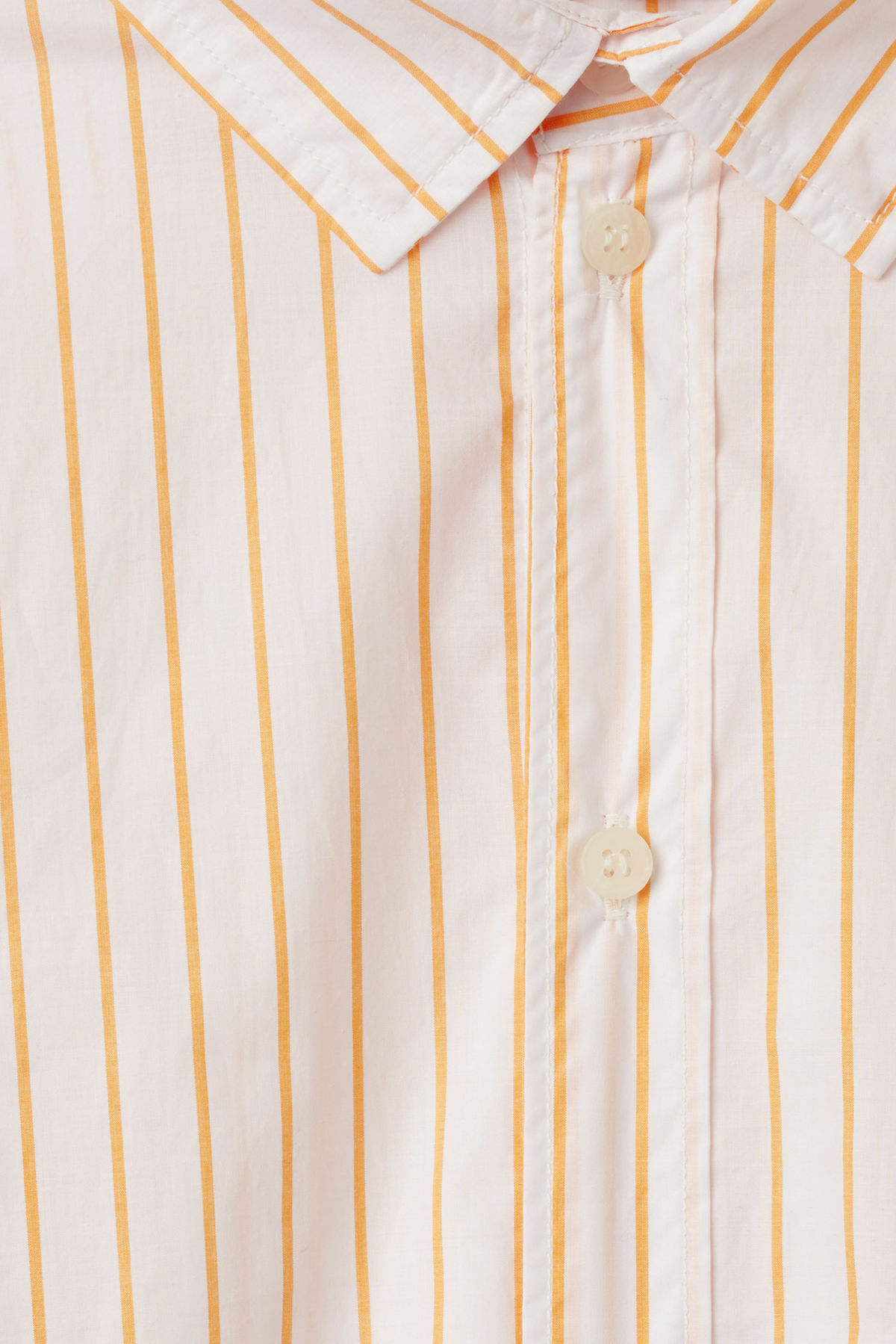 Detailed image of Weekday yatra shirt in yellow