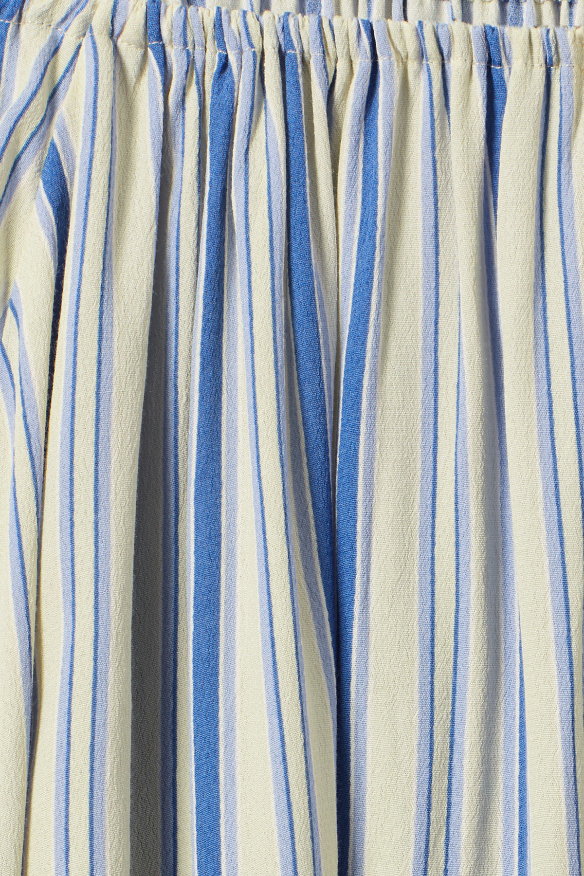 Detailed image of Weekday chorus blouse in blue