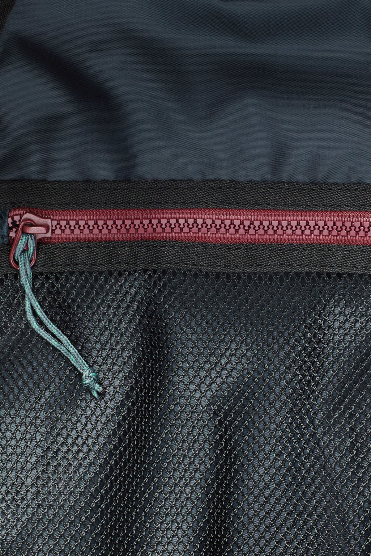 Detailed image of Weekday pluto backpack in blue