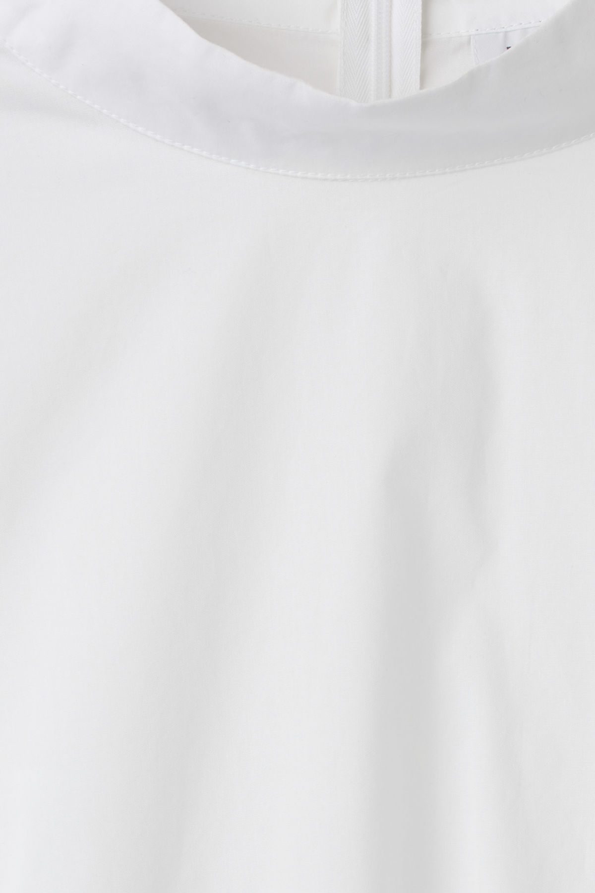 Detailed image of Weekday pablo blouse in white