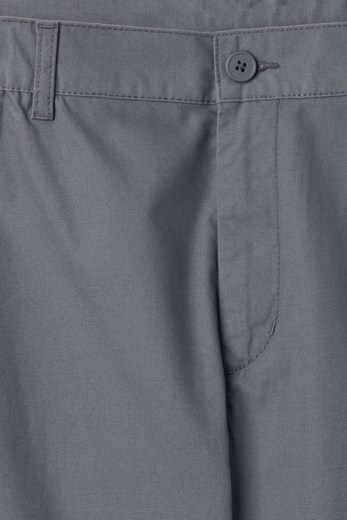 Detailed image of Weekday arbus chinos in blue