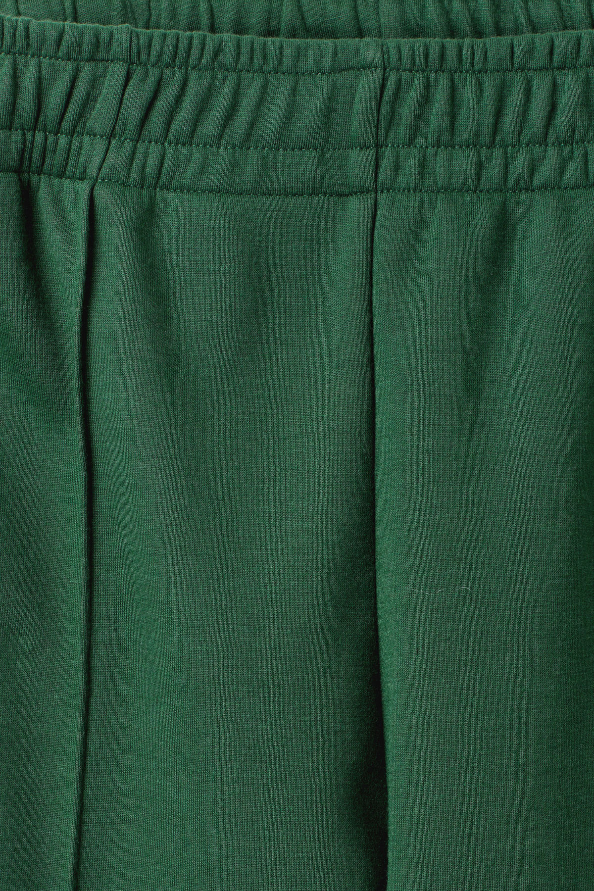 Detailed image of Weekday local sweatpants in green