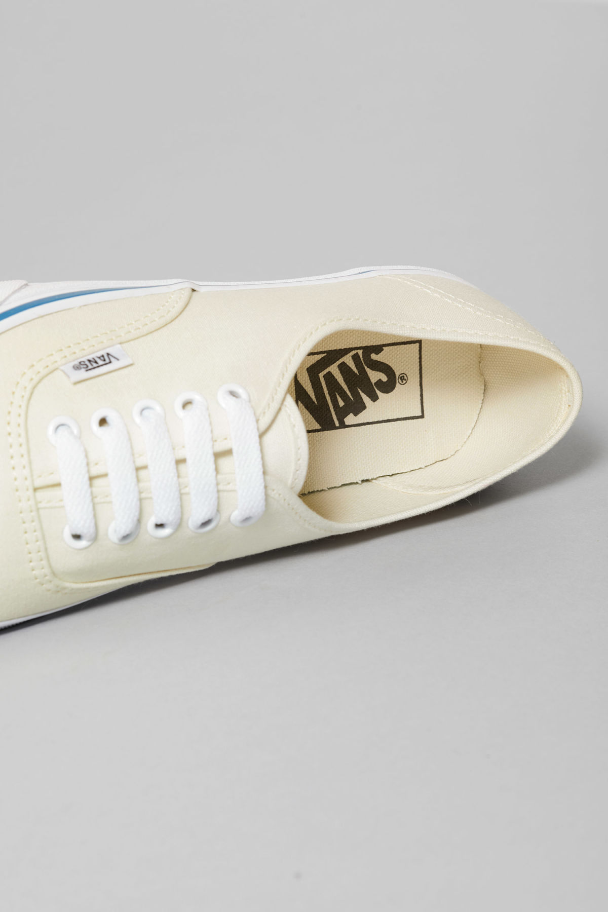 9bdc601e8d ... Detailed image of Weekday authentic white shoes in white