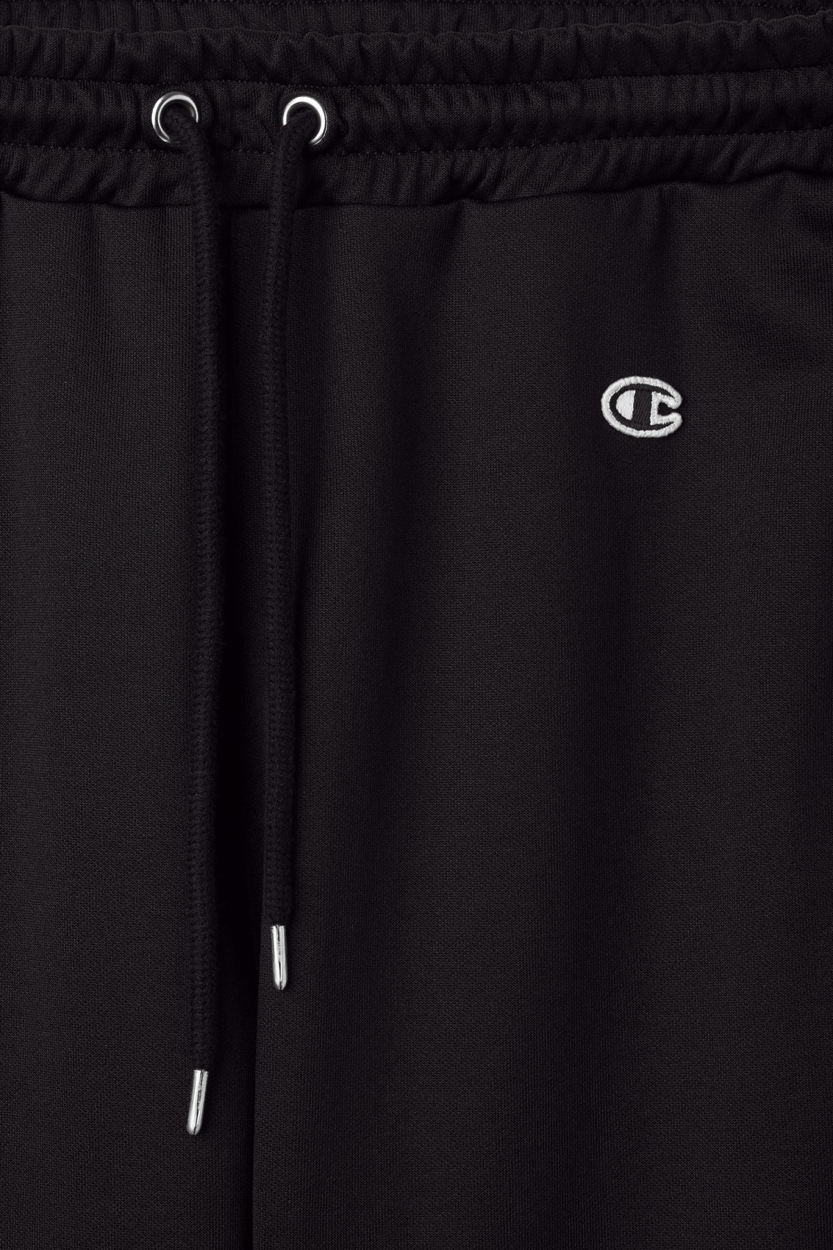 Detailed image of Weekday step sweatpants  in black