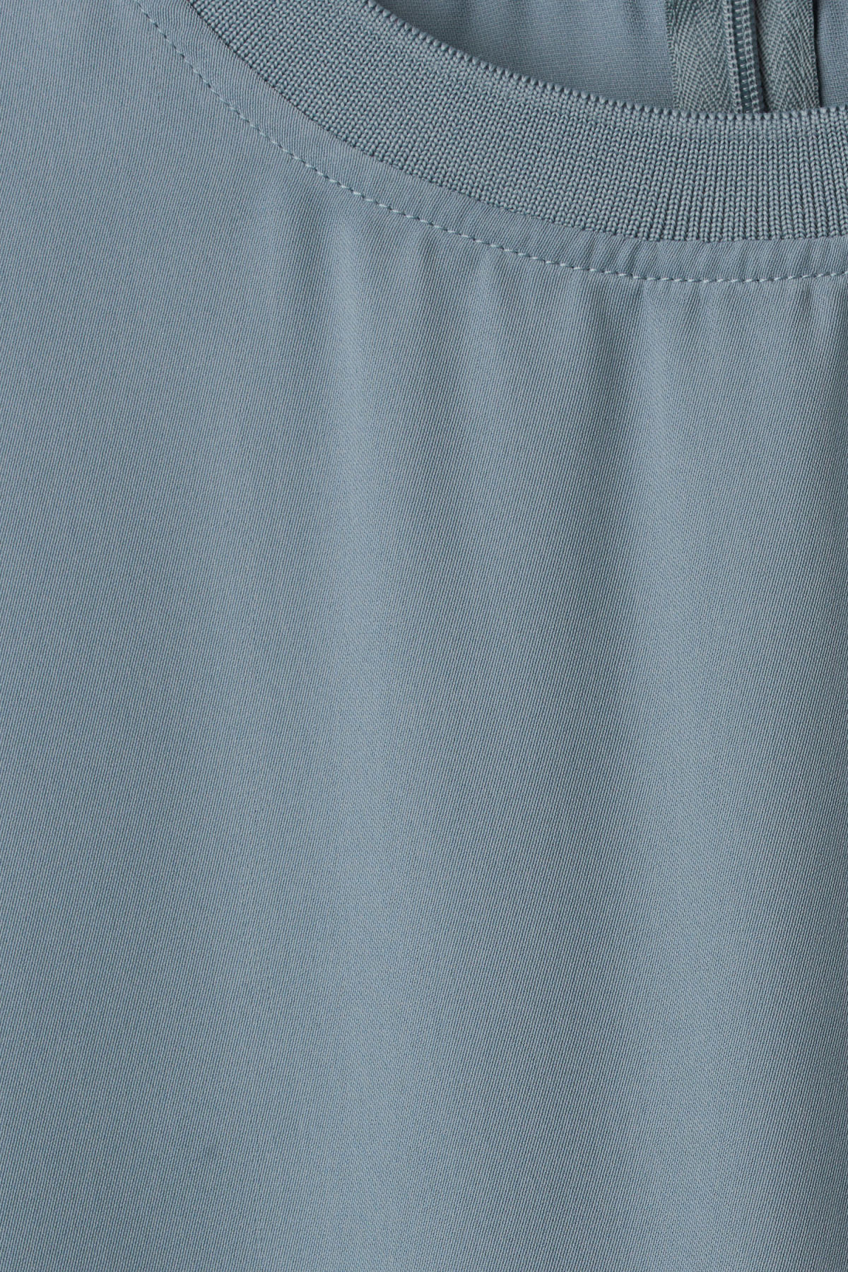 Detailed image of Weekday clemence blouse in blue