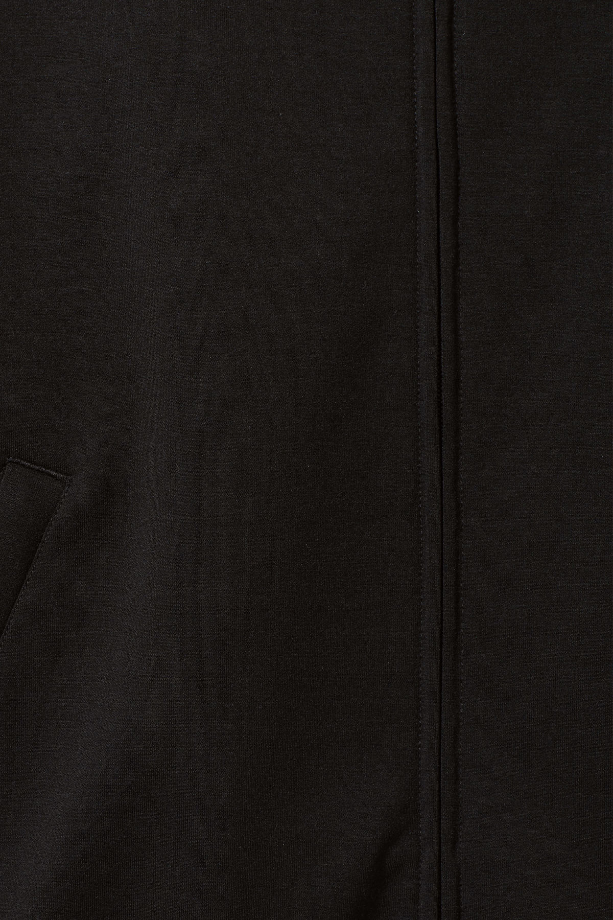 Detailed image of Weekday track sweatshirt  in black