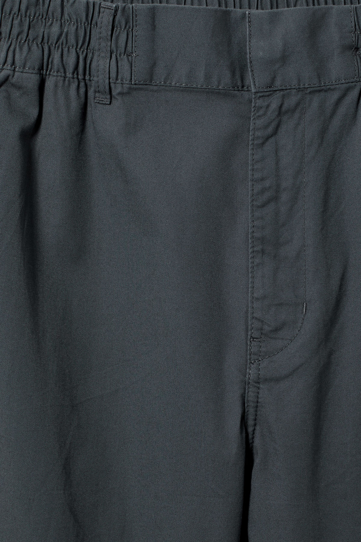 Detailed image of Weekday bosse trousers in blue