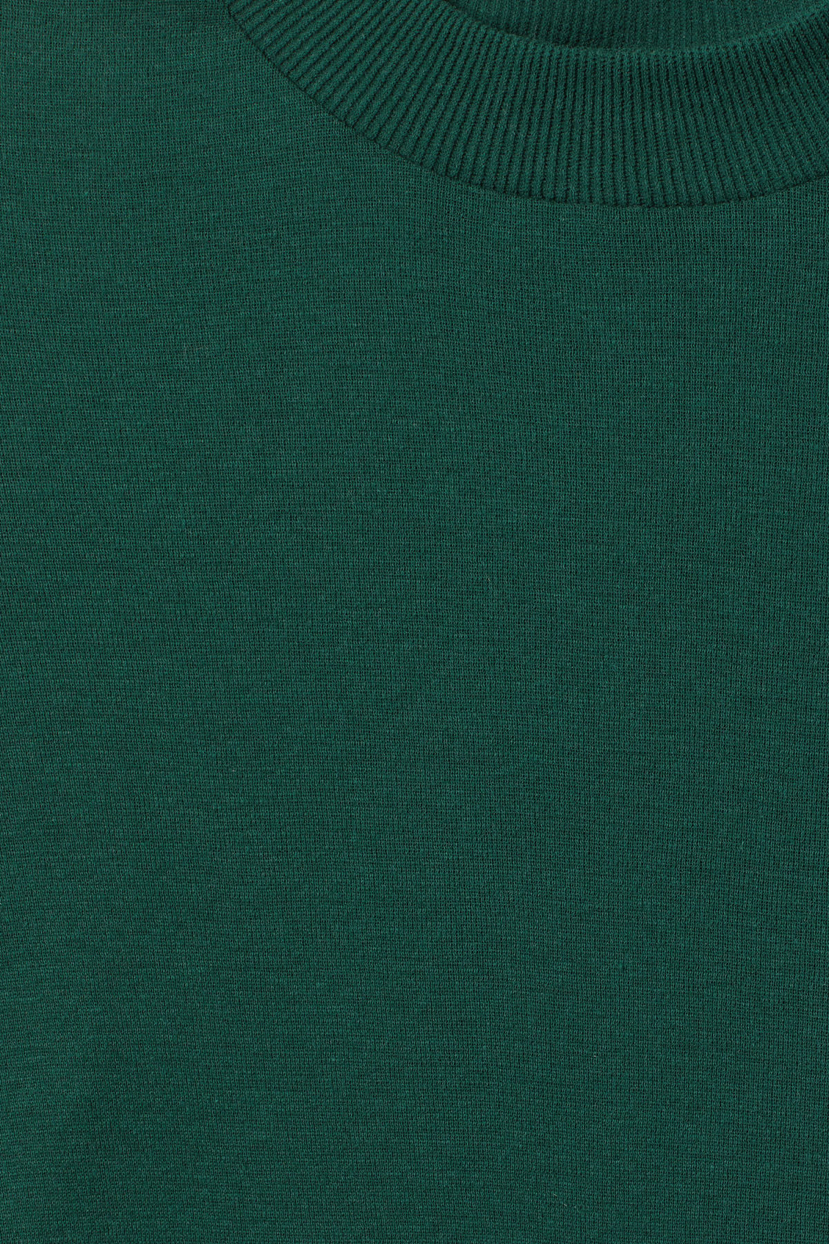 Detailed image of Weekday meja long sleeve in green