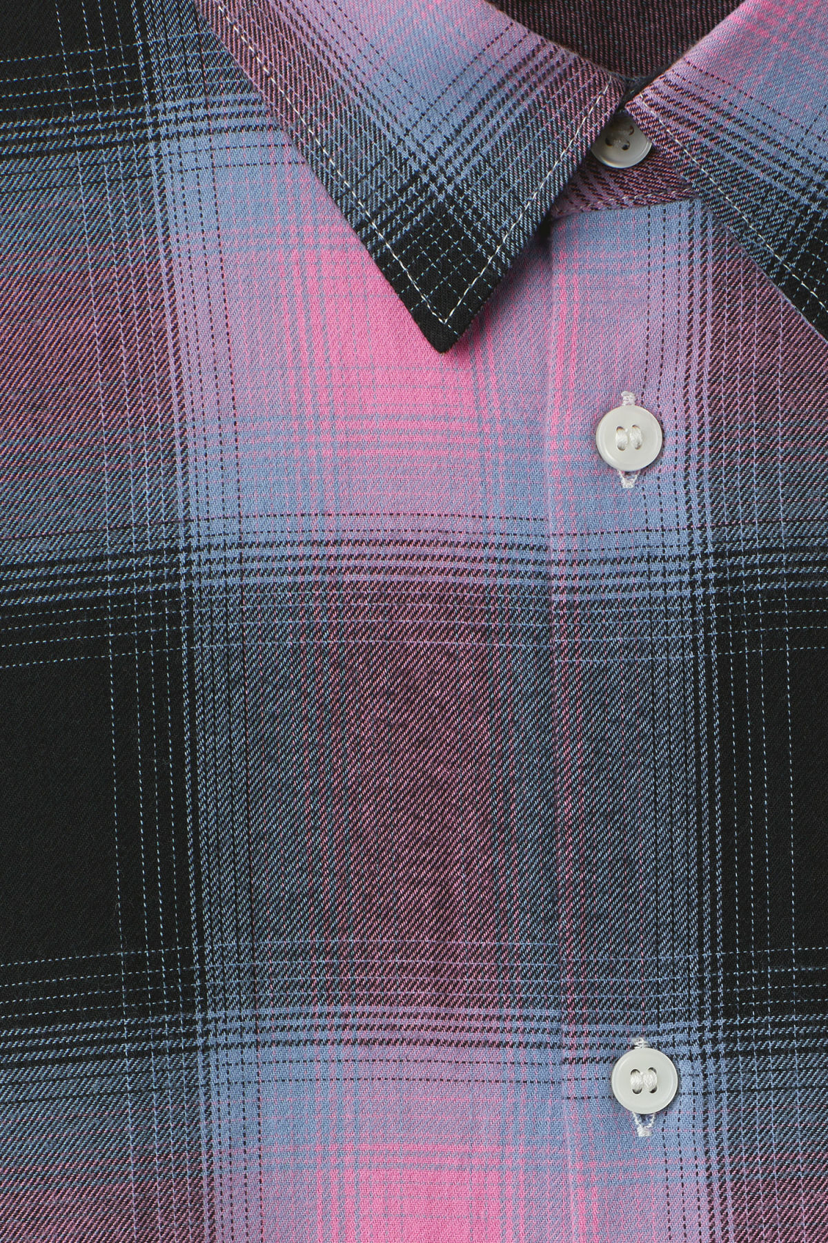 Detailed image of Weekday sunset shirt in pink