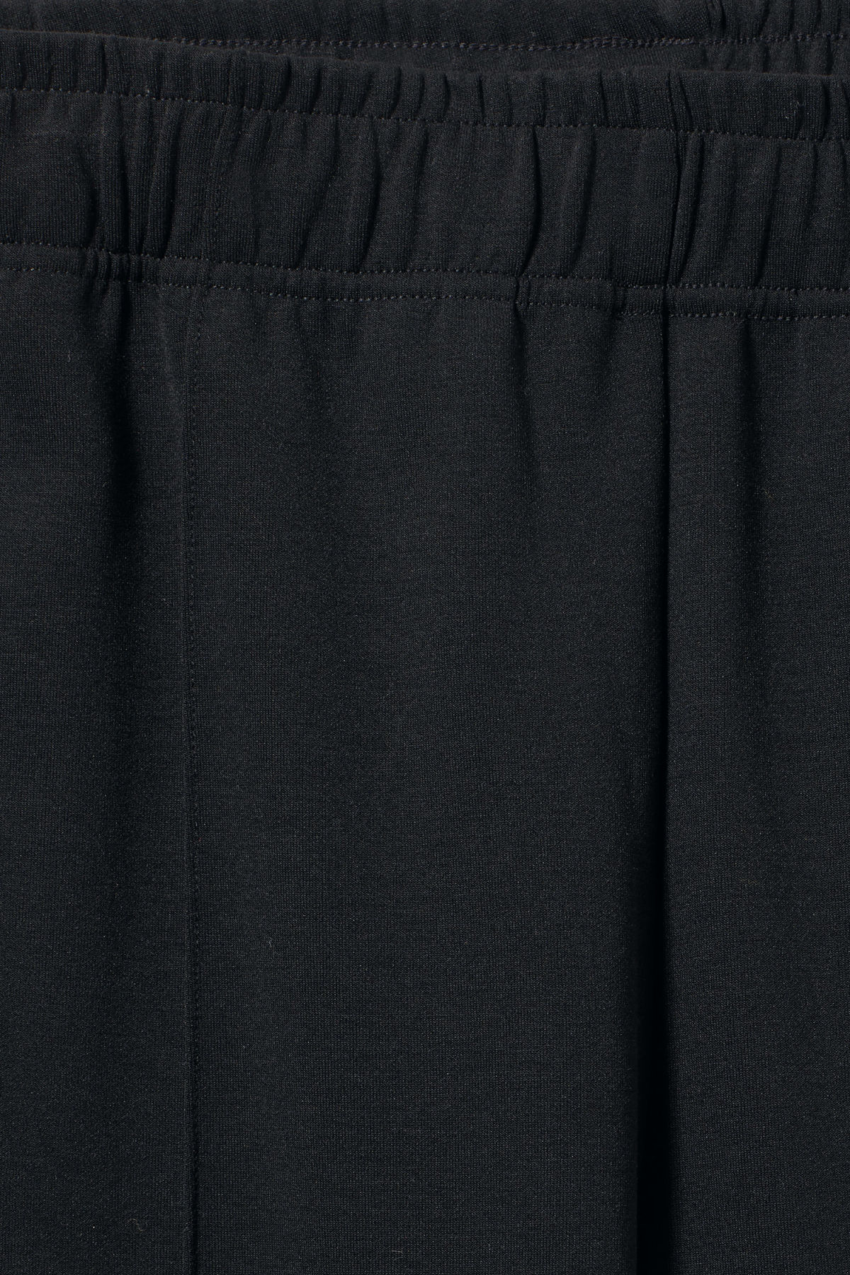 Detailed image of Weekday local sweatpants in black
