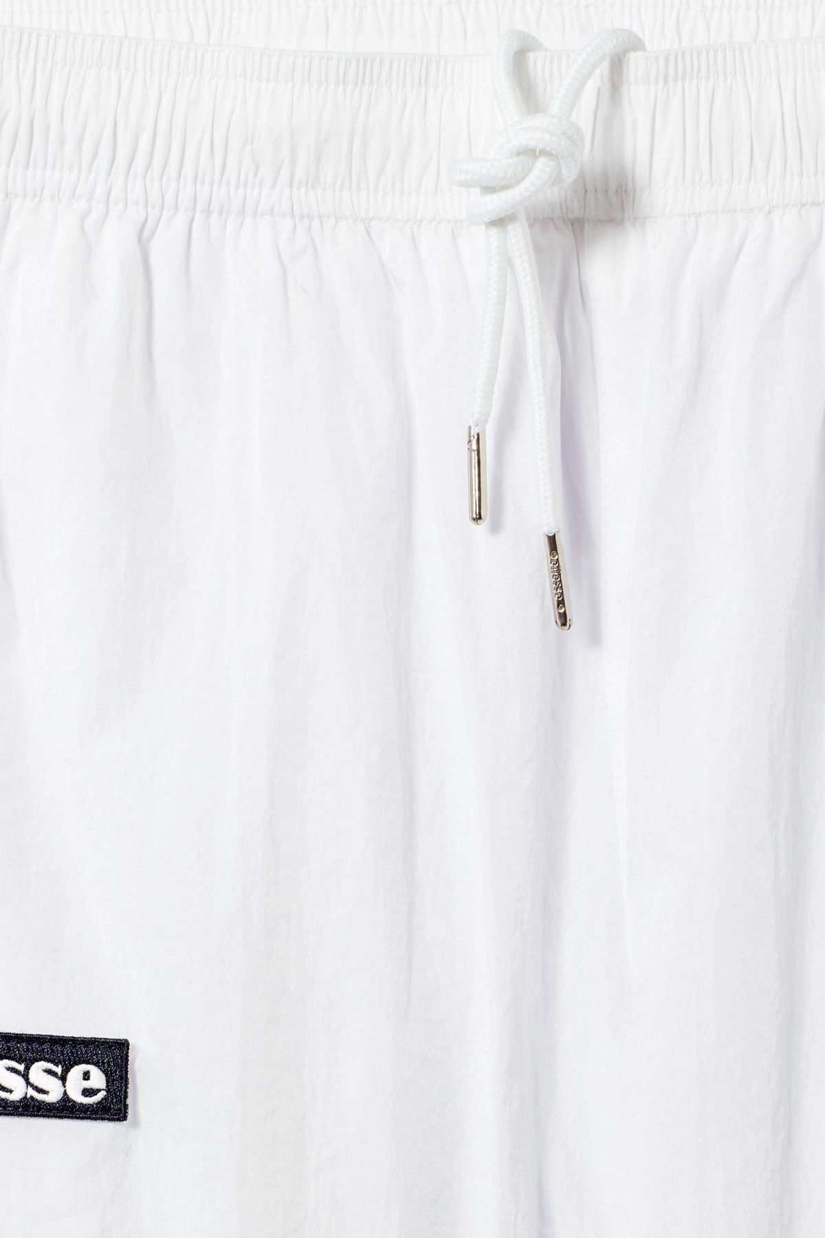 Detailed image of Weekday piecero pants in white
