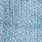 Fabric Swatch image of Weekday ace wow blue jeans in blue