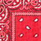 Fabric Swatch image of Weekday  in red